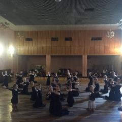 Сборы 2017. Танцевальная гимнастика